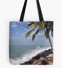 Sea shore Tote Bag