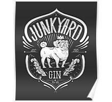 Junkyard Gin Poster