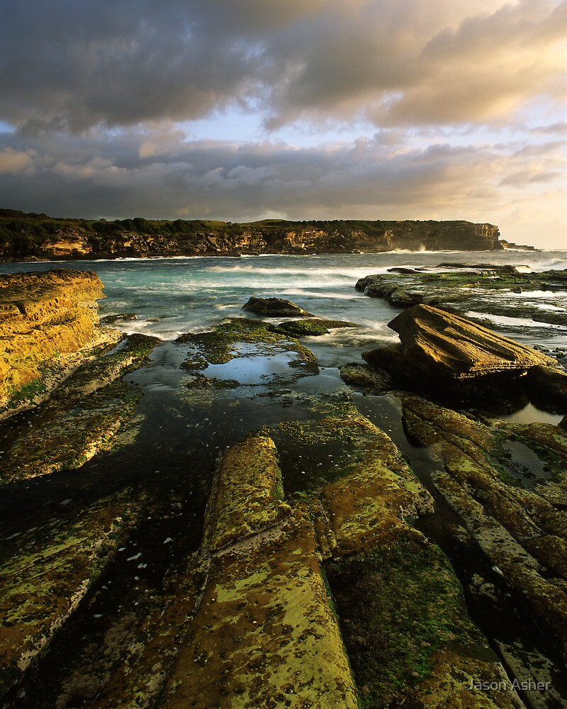 """""""Cliff to Cliff"""" ∞ Little Bay, NSW - Australia by Jason Asher"""