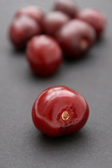 Cherries by Jeanne Horak-Druiff