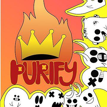PURIFY (OFF by Mortis Ghost) by PyroSomniac