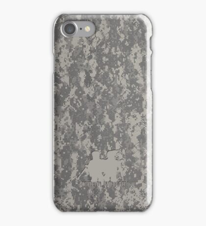 Tactical Modern Military digital camo iPhone Case/Skin