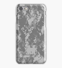 Tactical Modern Military digital camo 2 iPhone Case/Skin