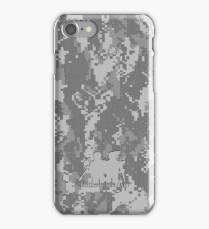 Tactical Modern Military digital camo 3 iPhone Case/Skin