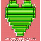 In Games and in Love by Baardei