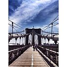 Brooklyn Bridge by omhafez