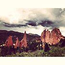 Garden of the Gods, Denver by omhafez