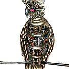 Steampunk cockie by Jenny Wood