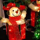 A Jolly Baby Snowman by Marjorie Wallace