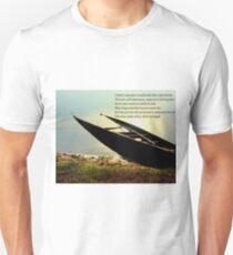 sunk boat T-Shirt