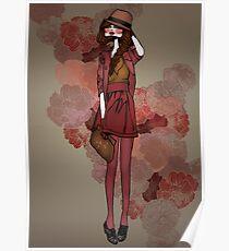 Jolie Rouge Poster