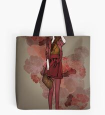 Jolie Rouge Tote Bag