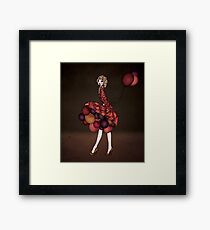 Le Ballon Framed Print