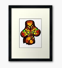 Pokemon Beheeyem Framed Print