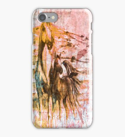 Happy Horses!!!!!!!!!! iPhone Case/Skin