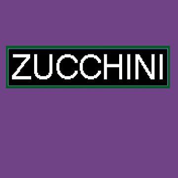 Zucchini by da4tner