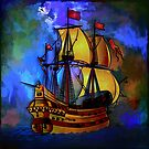 Galleon by andy551
