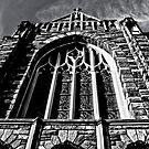 Catholic Church HDR by VanLuvanee21