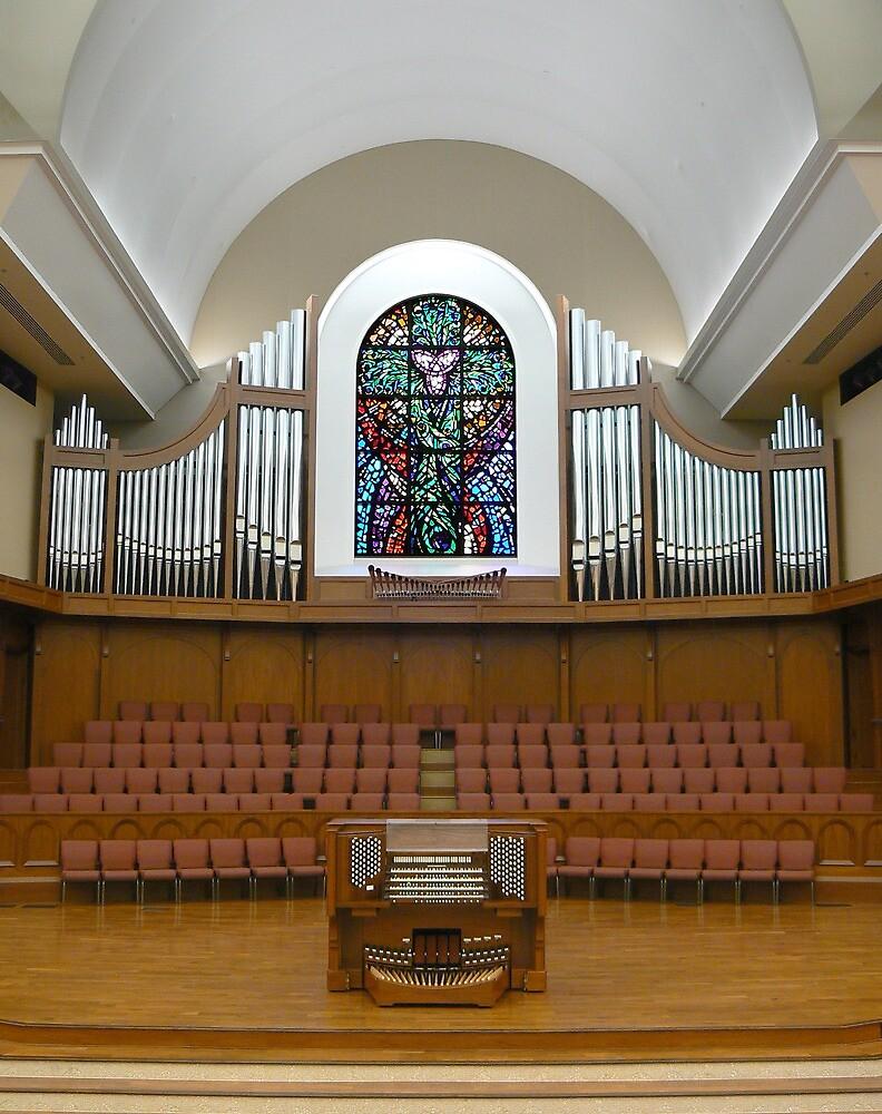 Christ United Methodist Church, Plano, TX    IV/90 #2 by reuter organ