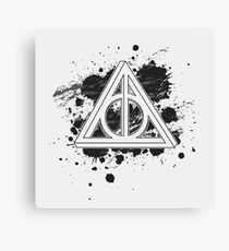 The Impossible Hallows Canvas Print