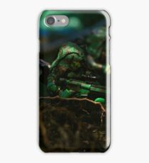 Jungle Spec Op 2 iPhone Case/Skin