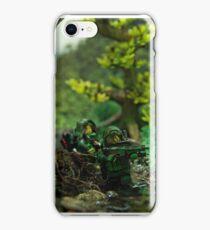 Jungle Spec Op 4 iPhone Case/Skin