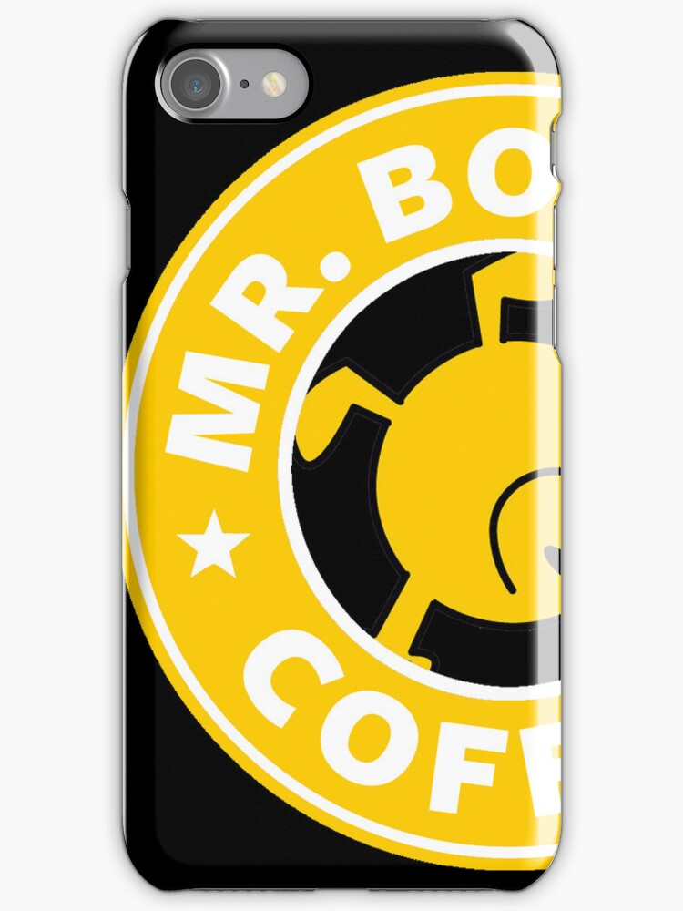Mr. Bounce Coffee by Miltossavvides
