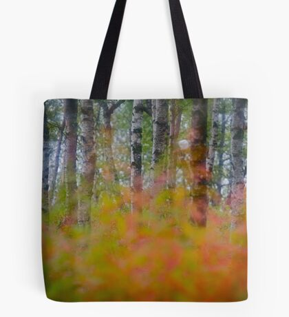 Early Autumn  -  When an early autumn walks the land and chills the breeze and touches with her hand the summer tree. by Brown Sugar . Favorites: 6 Views: 421. Thx! Thank you very much !  Tote Bag