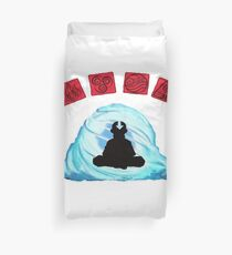 The Last Airbender Duvet Cover