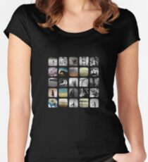 TTV Collective Women's Fitted Scoop T-Shirt