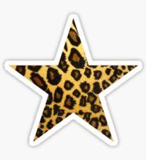 Wild Star Sticker