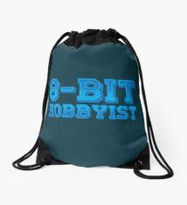 8-BIT HOBBYIST Drawstring Bag