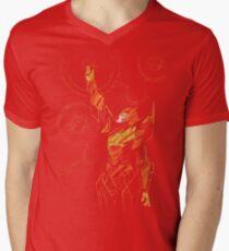 the map Men's V-Neck T-Shirt