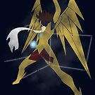 Pegasus constellation by shadee