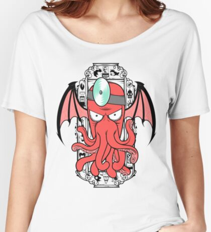 The Call Of Zoidthulhu Women's Relaxed Fit T-Shirt