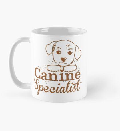 CANINE Specialist  (Dog puppy trainer Vet) Mug