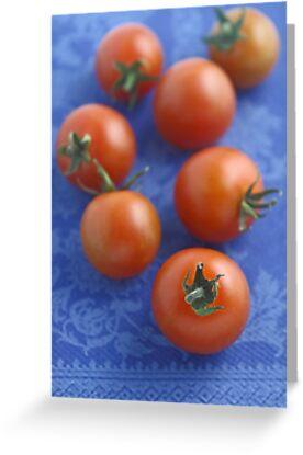Tomatoes by Jeanne Horak-Druiff