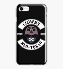 The Clown Motorcycle Club - Neo Tokyo (Akira) iPhone Case/Skin