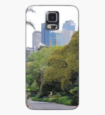 City amongst the trees Case/Skin for Samsung Galaxy