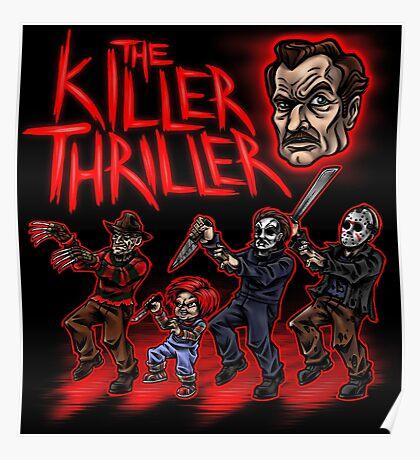 The Killer Thriller Poster