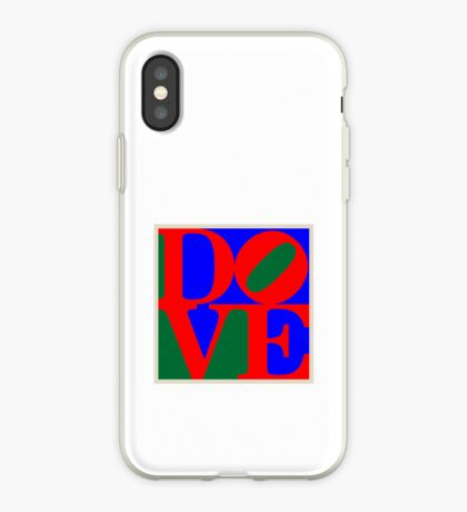Dove [ in the name of peace ] iPhone Case