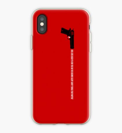 silencer iPhone Case