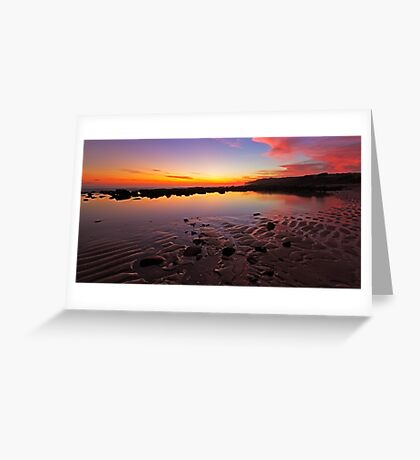 Maroubra's Moment Greeting Card