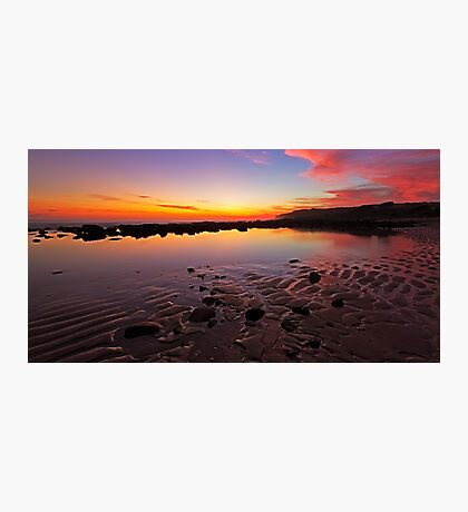 Maroubra's Moment Photographic Print