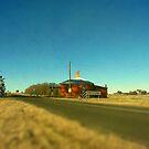 Barleyfields Crossing by Kitsmumma