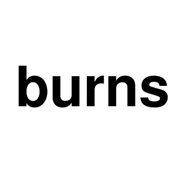 burns by ninov94