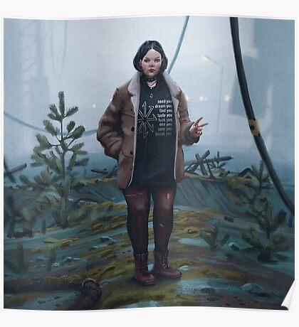 Johanna Wuolo Poster