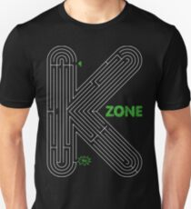 aMAZEing (White+Green) Unisex T-Shirt