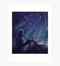 Cygnus Art Print