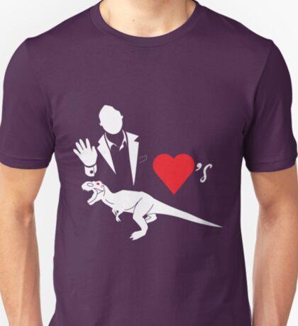 Anderson Loves Dinosaurs T-Shirt